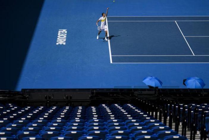 Daniil Medvedev gana por primera vez en su carrera en cinco sets