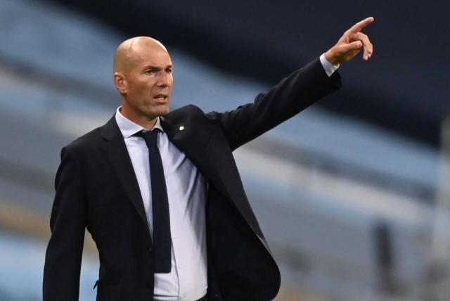 Zinedine Zidane no asegura su continuidad en el Real Madrid