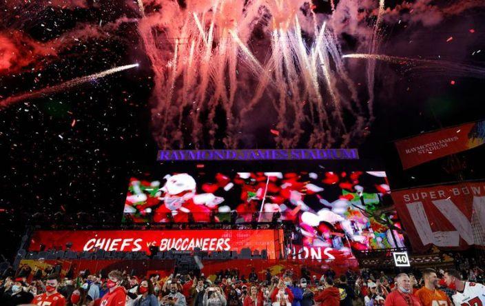 El Super Bowl fue visto por un total de 96,4 millones espectadores