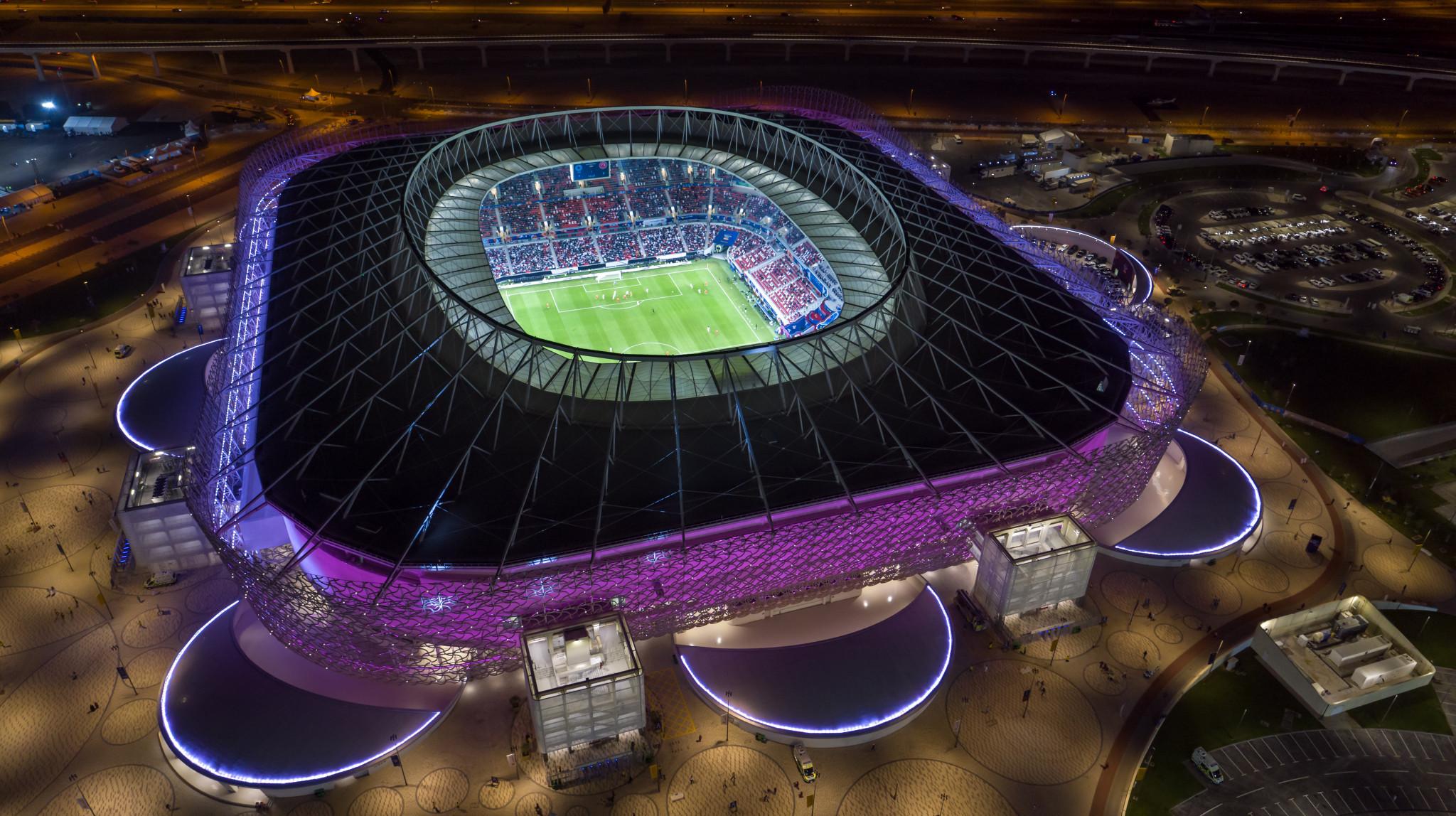 Organizadores de Qatar 2022 confían en estadios llenos en la Copa Mundial de la FIFA