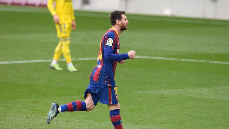 Barcelona empata con el Cádiz en el Camp Nou