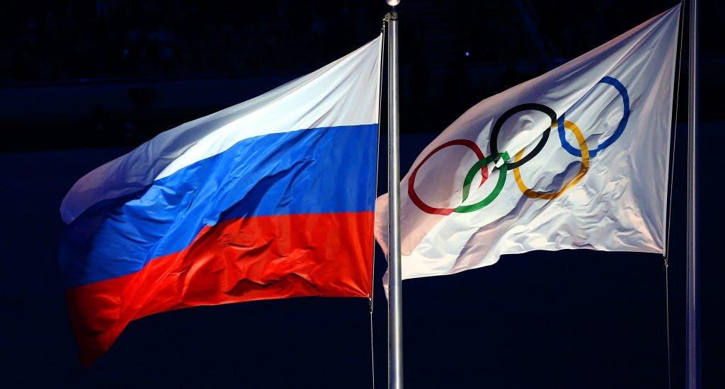 Deportistas rusos llevarán bandera Comité Olímpico Nacional en Tokio y Pekín