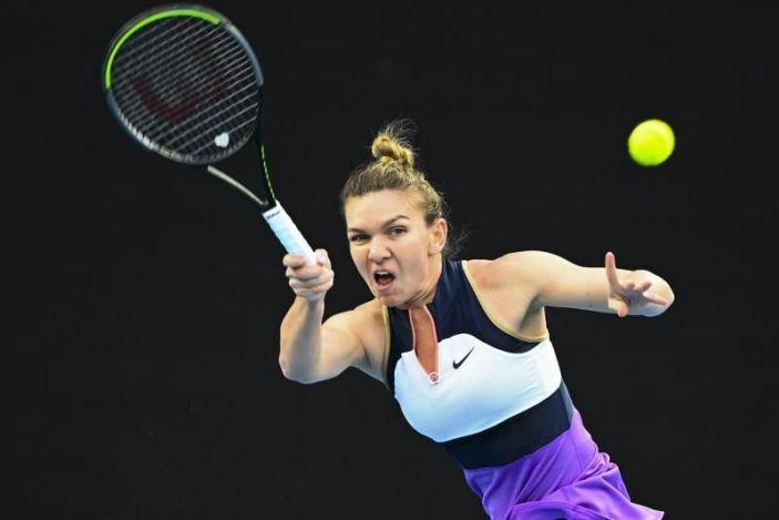 Halep, Osaka y Serena acceden a segunda ronda Abierto Australia