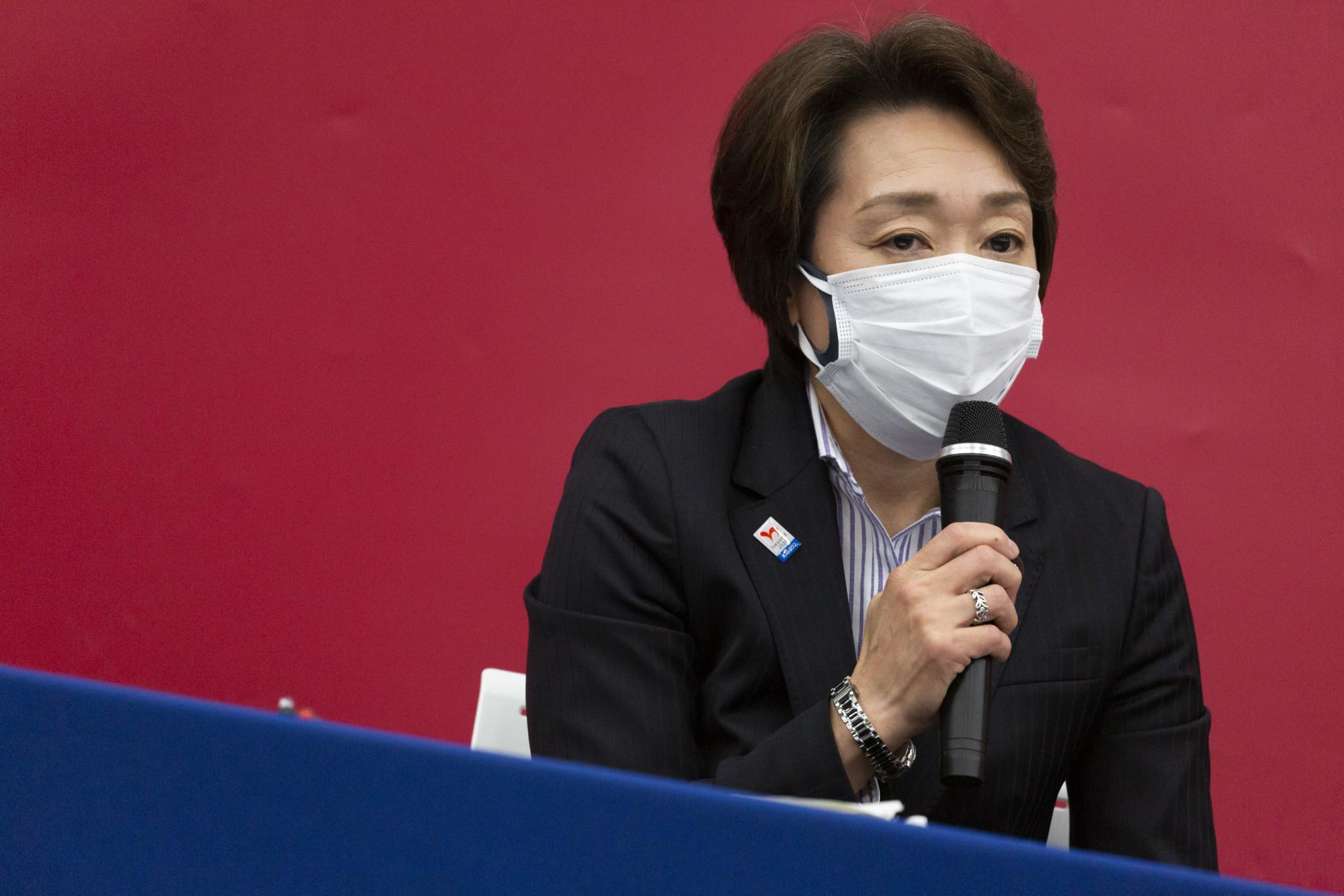 Hashimoto se dirigirá a Junta Ejecutiva del COI por primera vez desde su elección