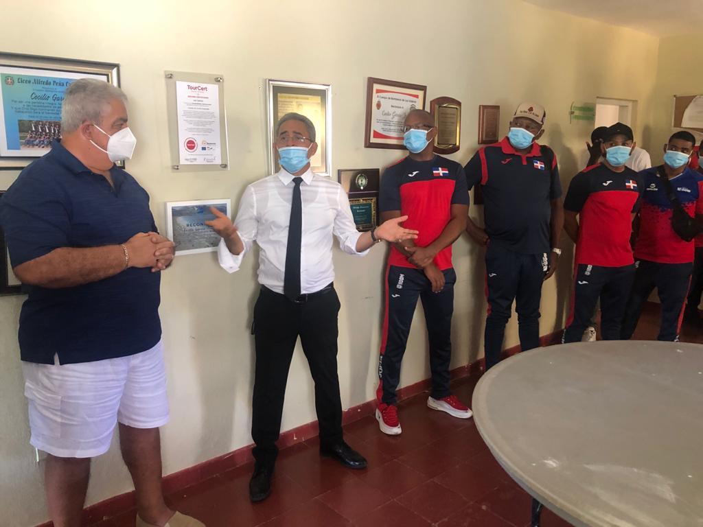 Fedoboxa inició la formación de clubes  para el mayor fomento de esa disciplina