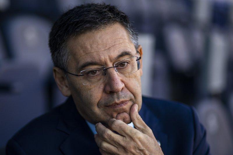 Libertad provisional para expresidente de Barcelona
