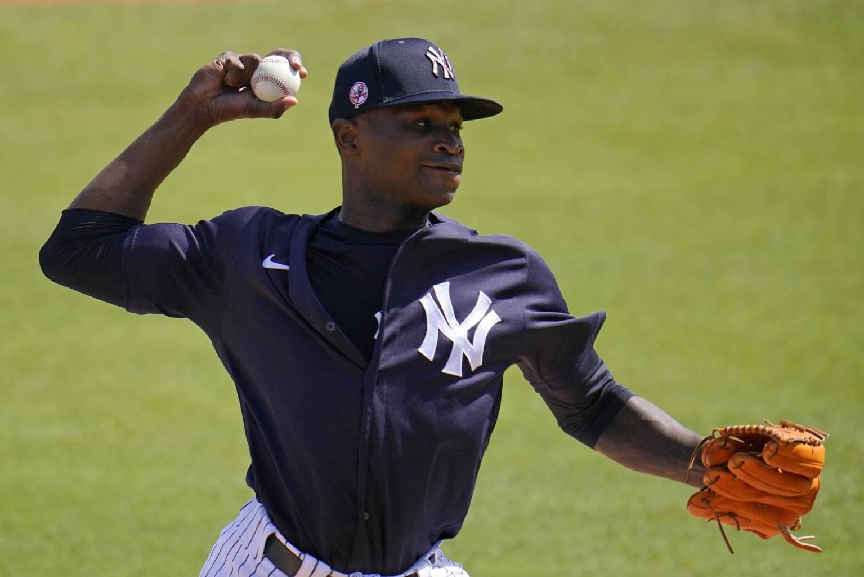 Domingo Germán, cuarto lanzador en rotación de Yankees
