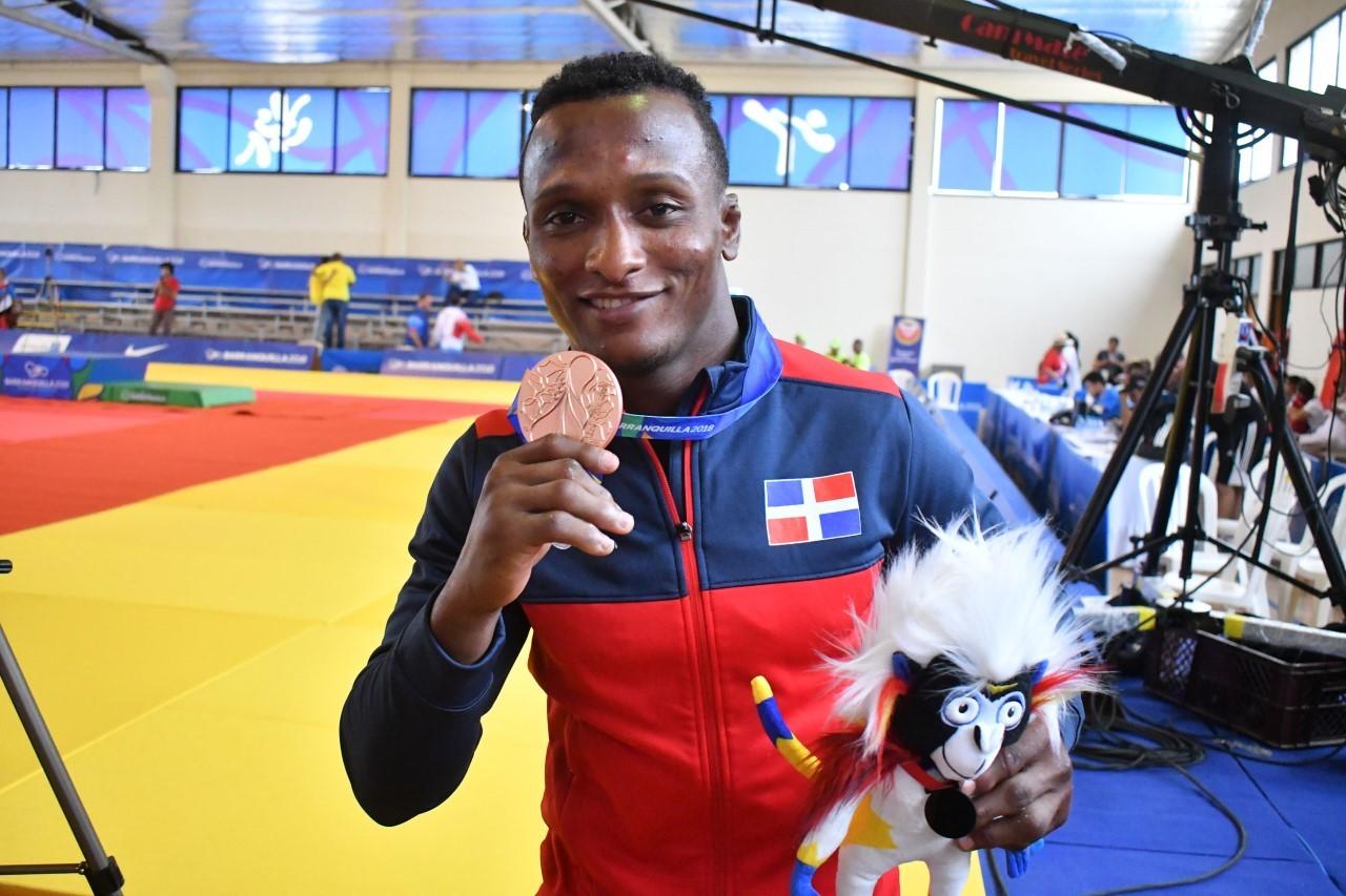 Wander Mateo pelea este viernes en clasificatorio olímpico judo