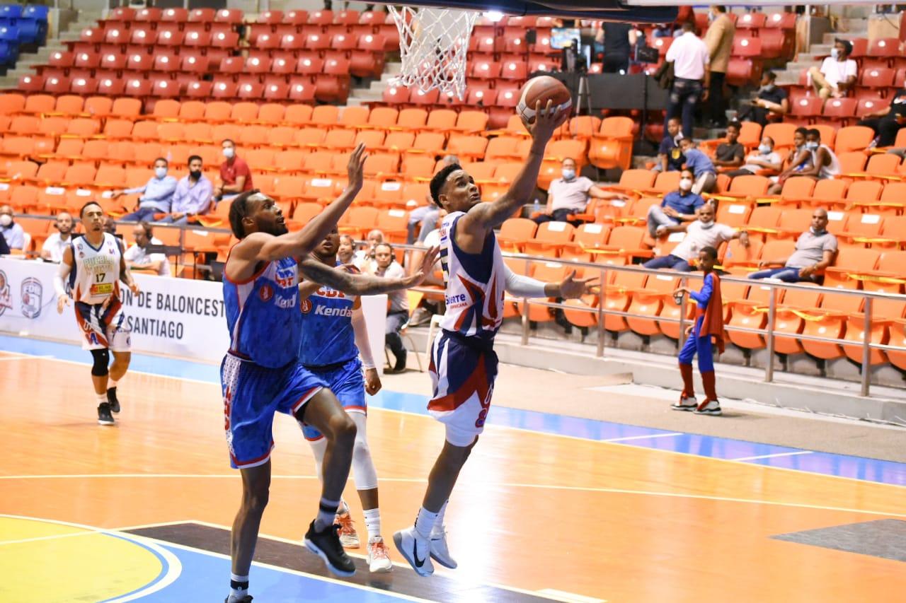 GUG y Pueblo Nuevo triunfan en segunda fecha basket Santiago
