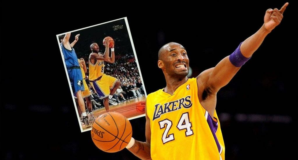 Tarjeta de novato de Kobe Bryant se vende por 1.8 millones de dólares