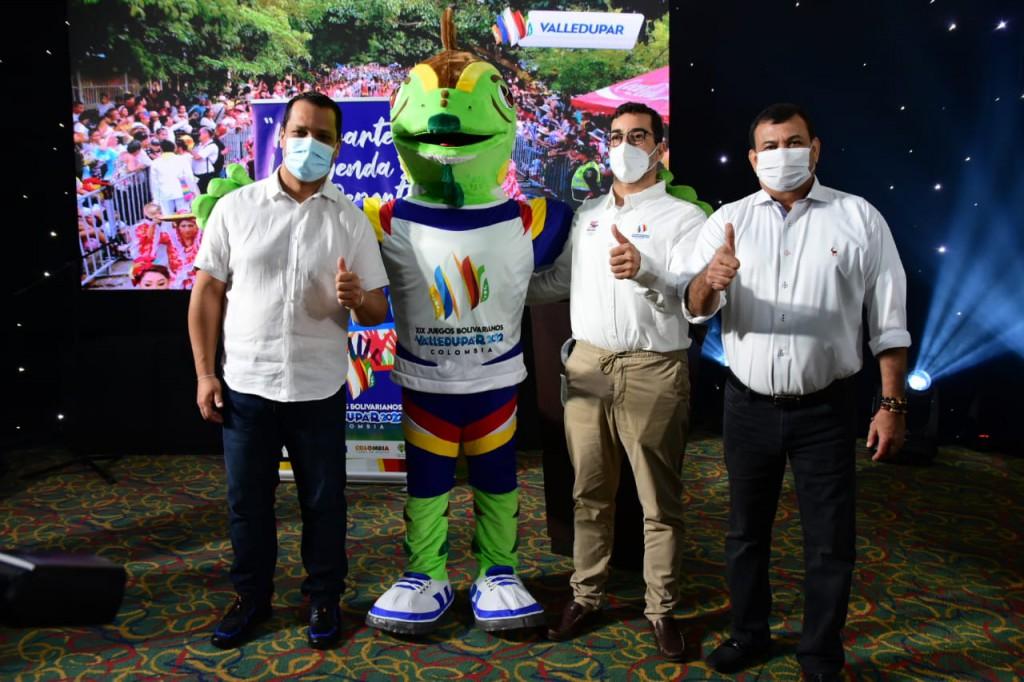Valledupar 2022 busca voluntarios para los Juegos Bolivarianos