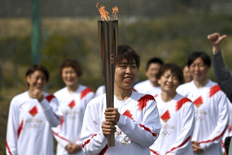 Inicia recorrido Antorcha Olímpica para Juegos de Tokio 2020