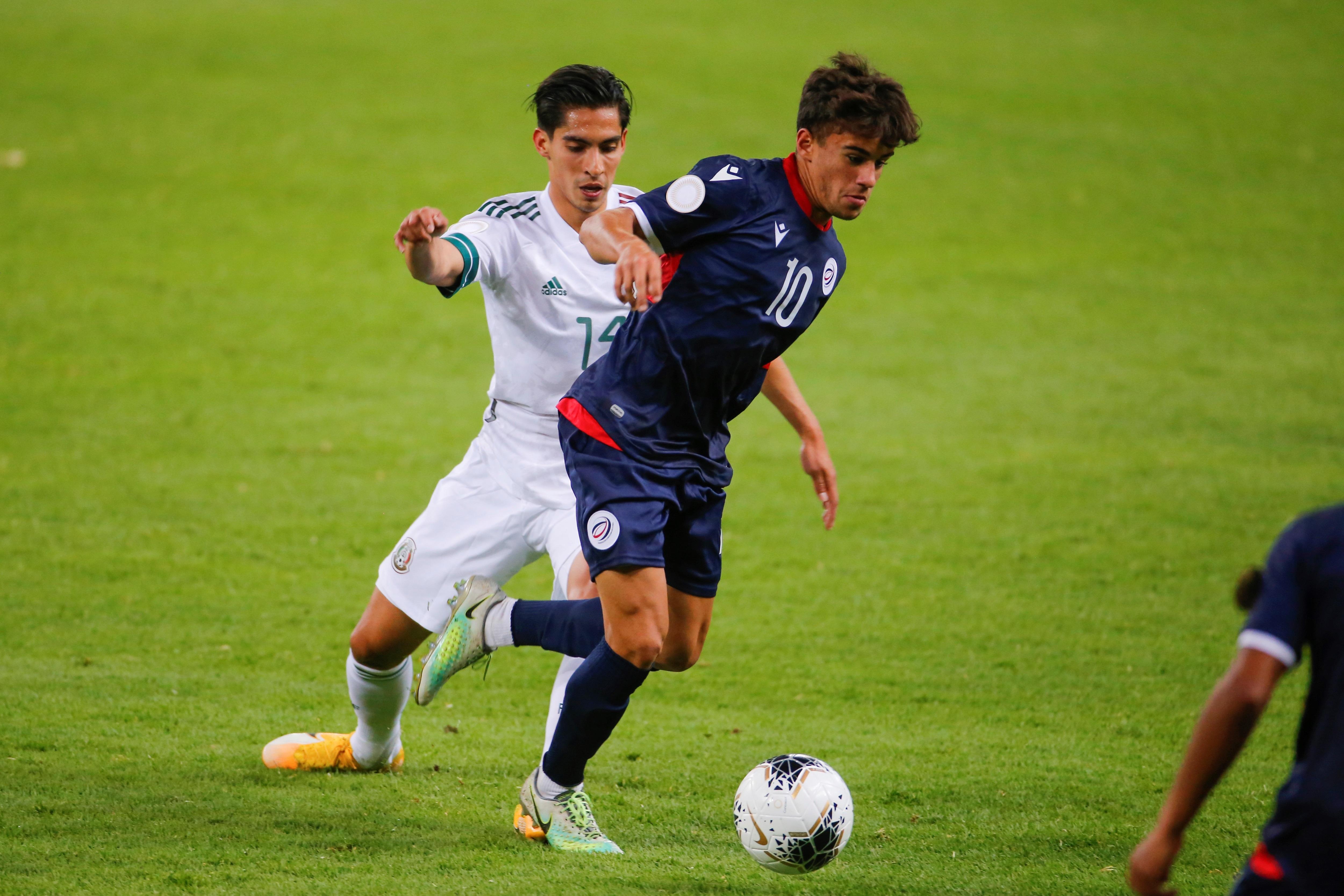 República Dominicana buscará recuperarse ante Estados Unidos en el preolímpico de fútbol