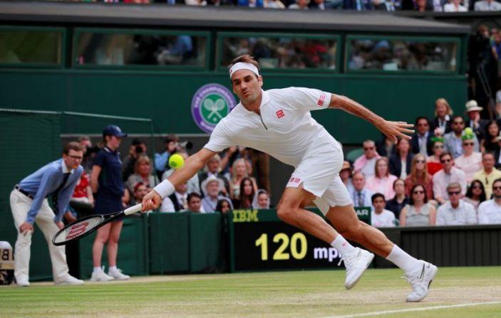Roger Federer siente que su historia no ha terminado aún