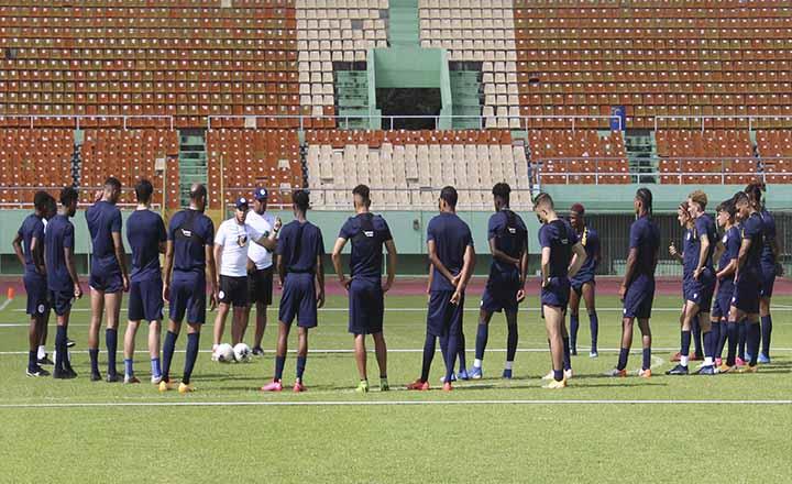 Convocatoria de la Sedofútbol para enfrentar a Dominica en las Eliminatorias Catar 2022