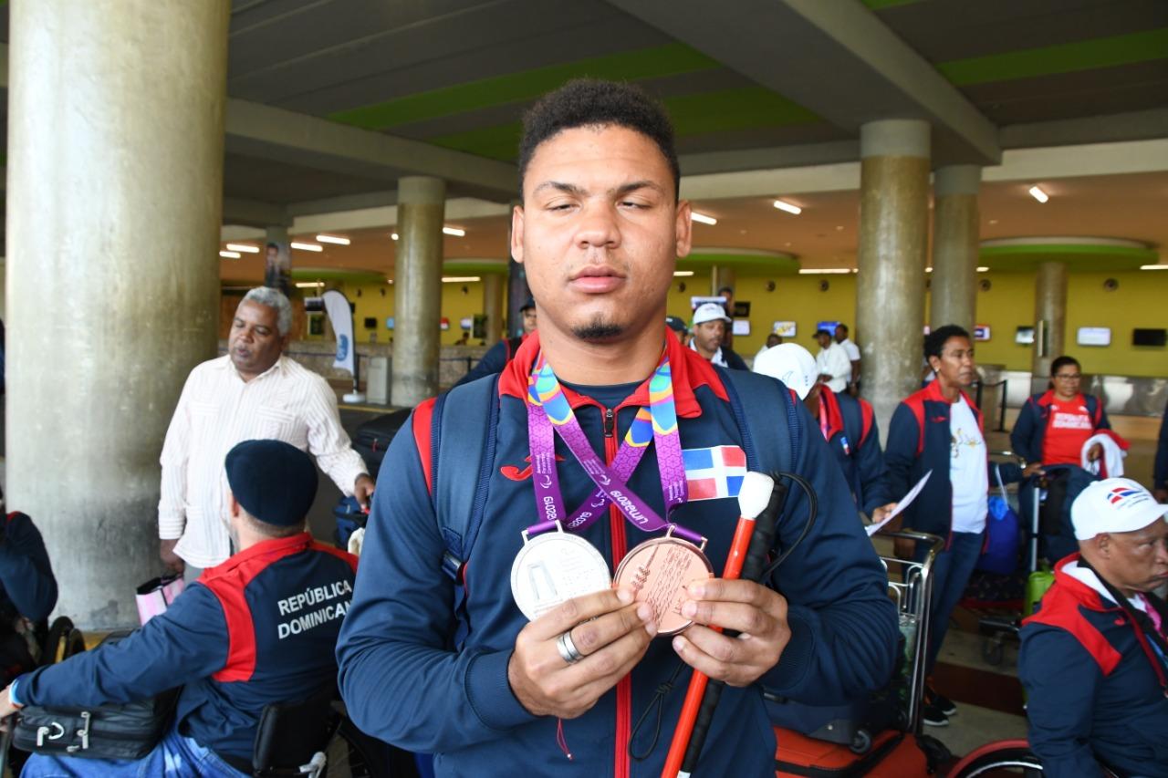 Nathanael Sánchez va a clasificatorio Paralímpico de Tokio 2020