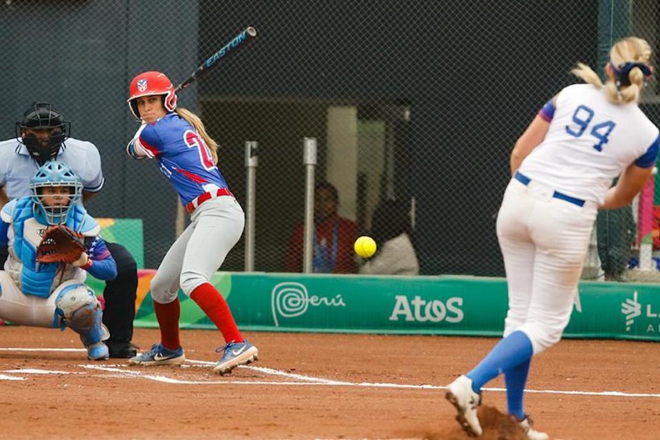 Barranquilla, sede béisbol y softbol femenino I Juegos Panam Junior Cali-Valle 2021