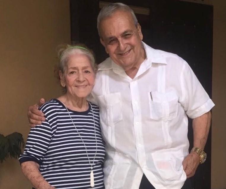 Fallece la esposa del doctor Bolívar Vargas Candelario