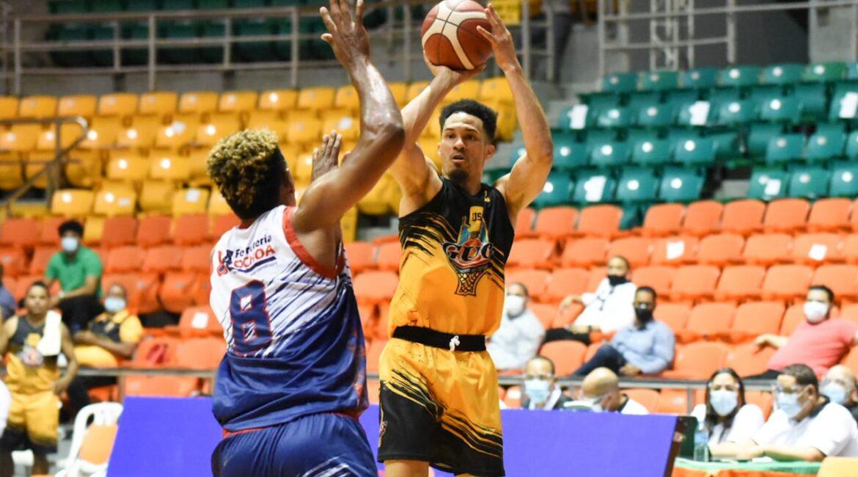 GUG toma delantera en final del Torneo de Baloncesto Superior de Santiago