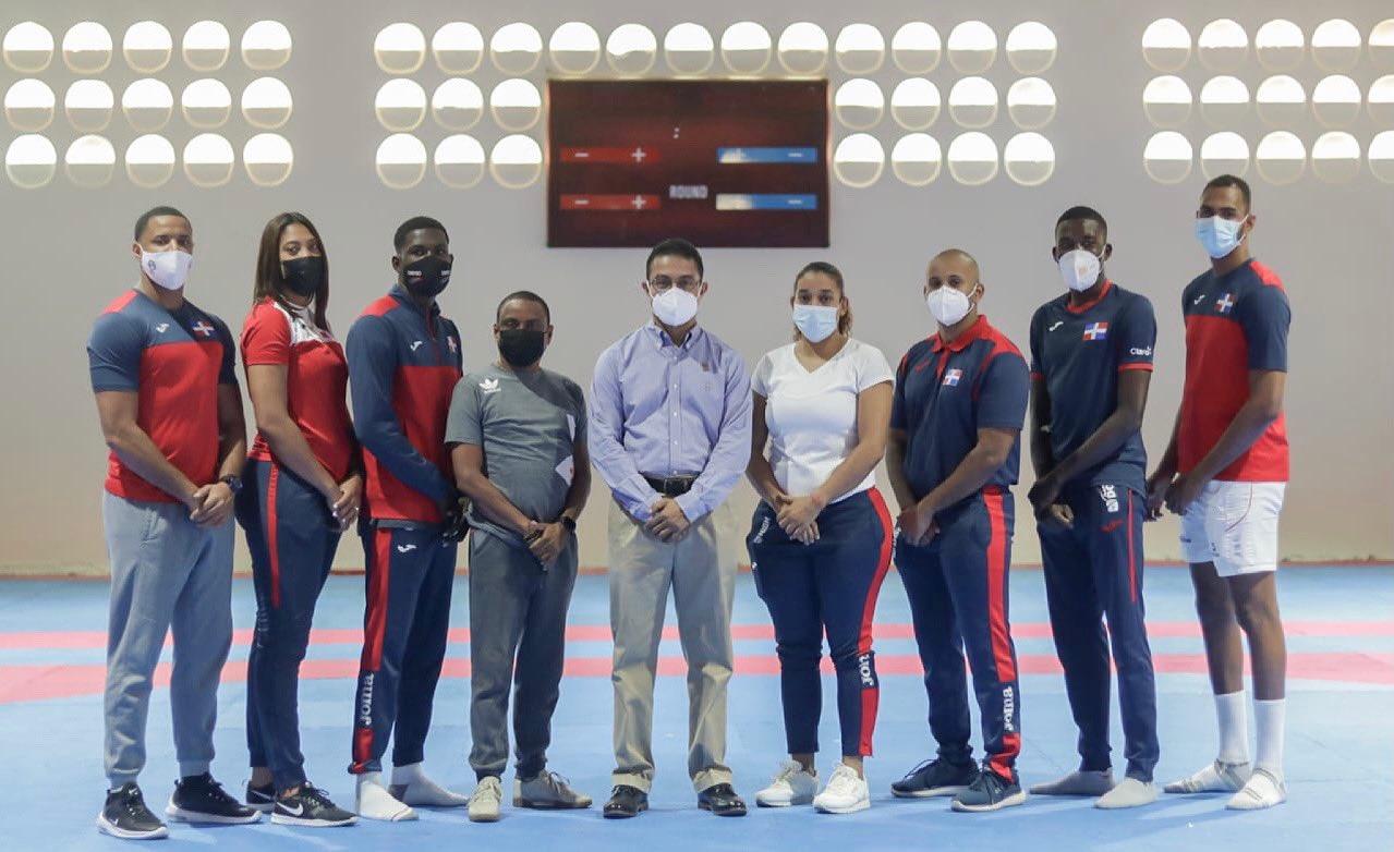 Selección de taekwondo se fogueará en Miami, permanecerán por 14 días