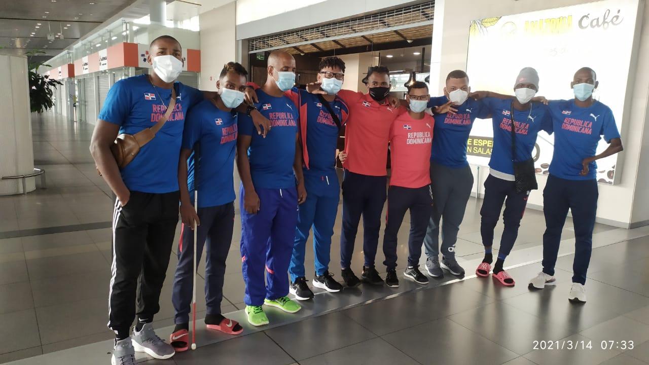 COPADOM optimista con para-atletas que van a Grand Prix en Túnez