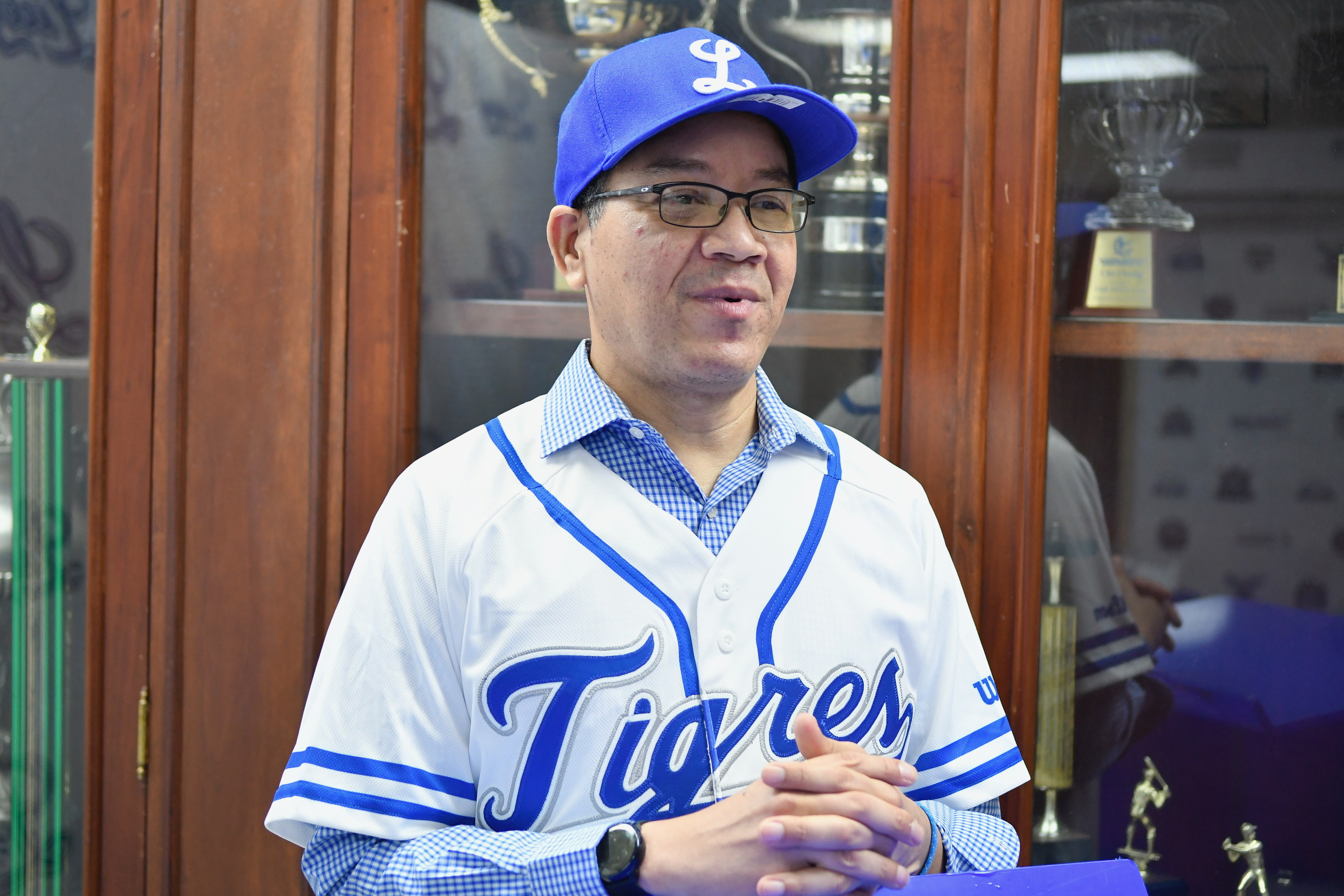 Licey designa a Carlos José Lugo  como su nuevo gerente general