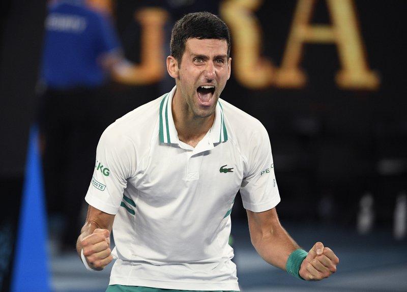 Djokovic se retira de Masters de Miami por medidas de virus