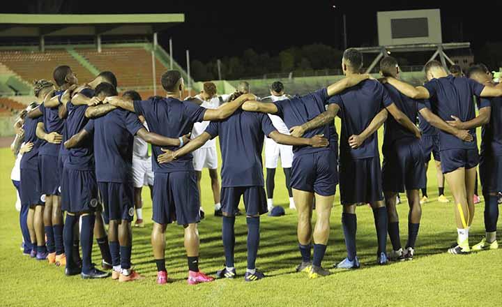 República Dominicana inicia su participación rumbo a Qatar 2022