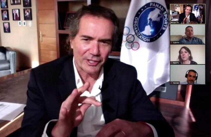 Ilic: Hay que encontrar la forma que más países puedan organizar Juegos
