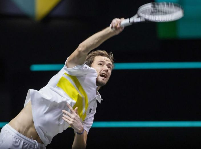 Daniil Medvedev desbancará a Rafael Nadal del número dos ATP