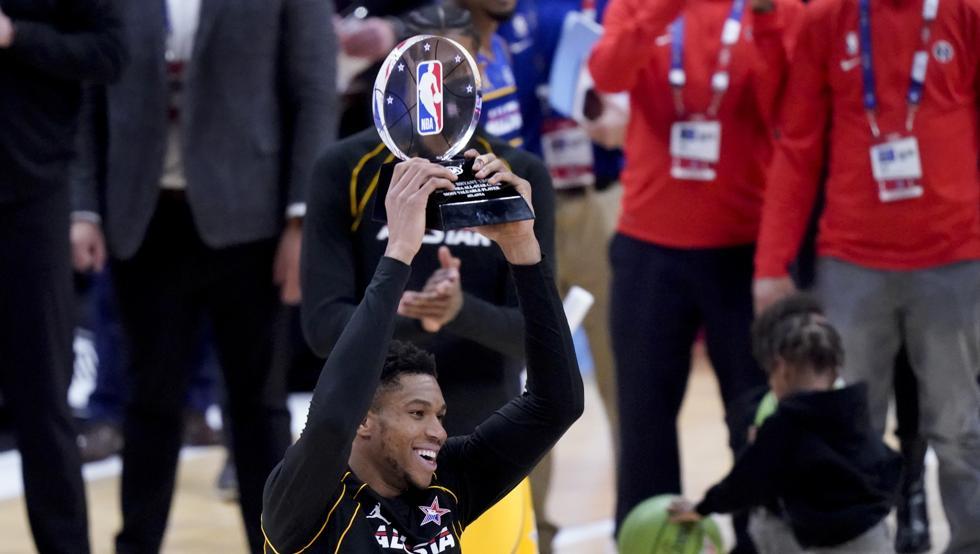 Team LeBron le ganó el All Star Game de la NBA al equipo de Durant