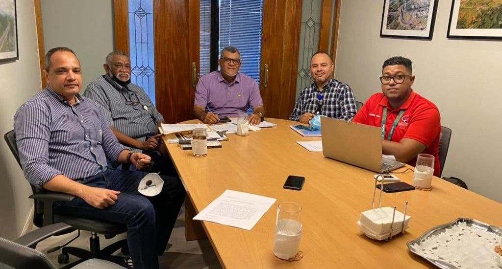 Jefatura de Misión Centroamericanos 2022 pasa balance en primera reunión