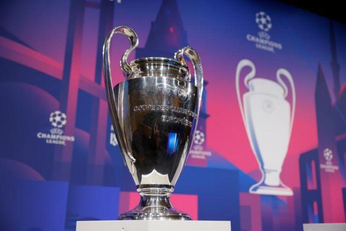 Emparejamientos cuartos de final y de semifinales de Champions