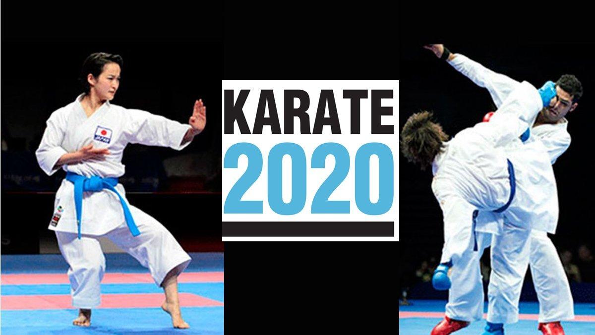 WKF revisa sistema de clasificación de los Juegos Olímpicos de Tokio 2020