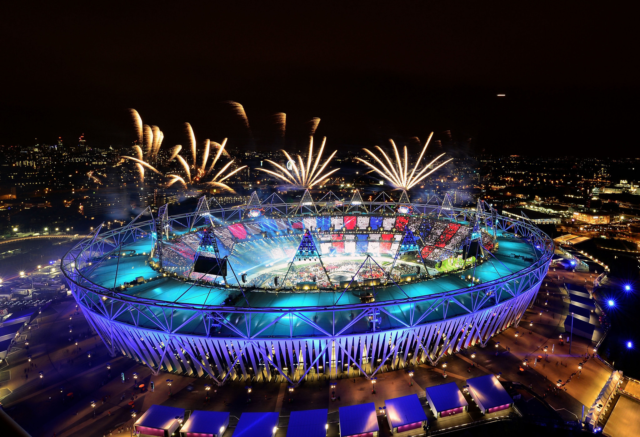 Ceremonia apertura Londres 2012 fue nombrada