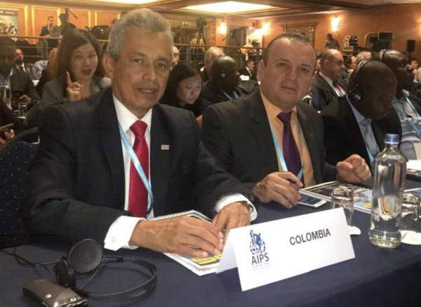 Presidente de Aips América primer expositor en semana aniversario de la ACD