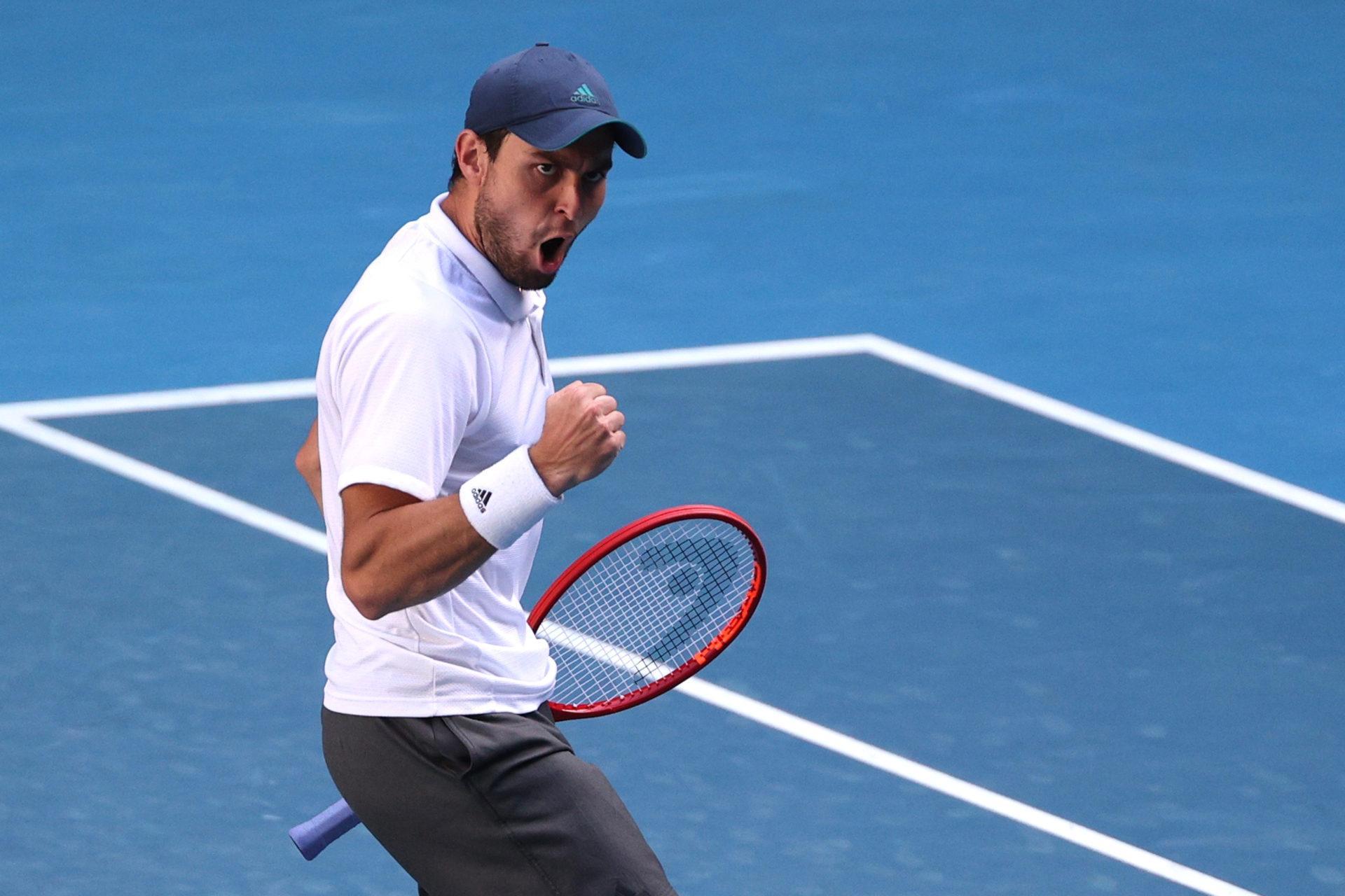 El ruso Karatsev obtiene su primer título ATP de sencillos