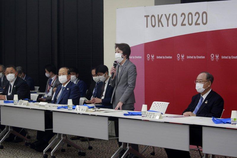 Los Juegos de Tokio añaden 12 mujeres a su junta directiva