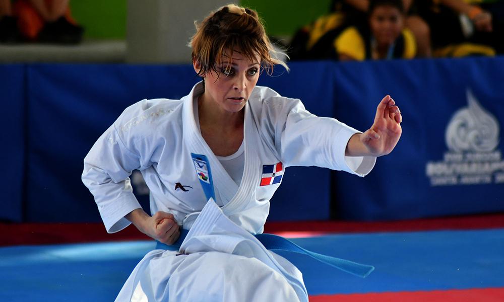Suspenden torneo clasificatorio de karate Tokio 2020