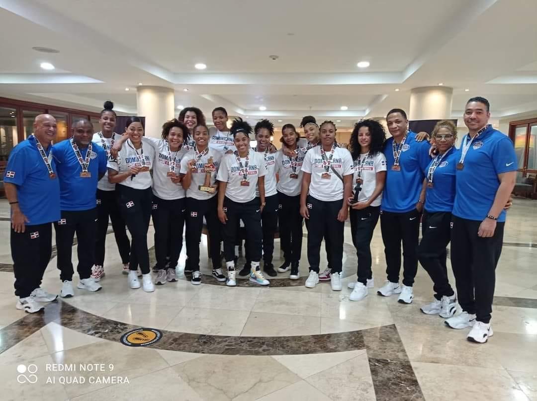 RD se queda con el bronce y boleto al torneo AmeriCup 2021