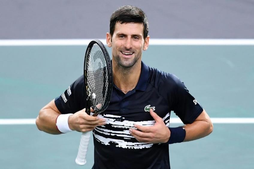 Djokovic empata a Federer con más semanas como número uno
