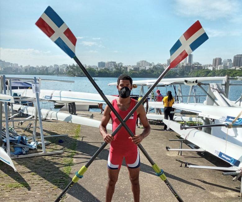 Ignacio Vásquez clasifica a Tokio 2020 en deporte de Remo y Canotaje