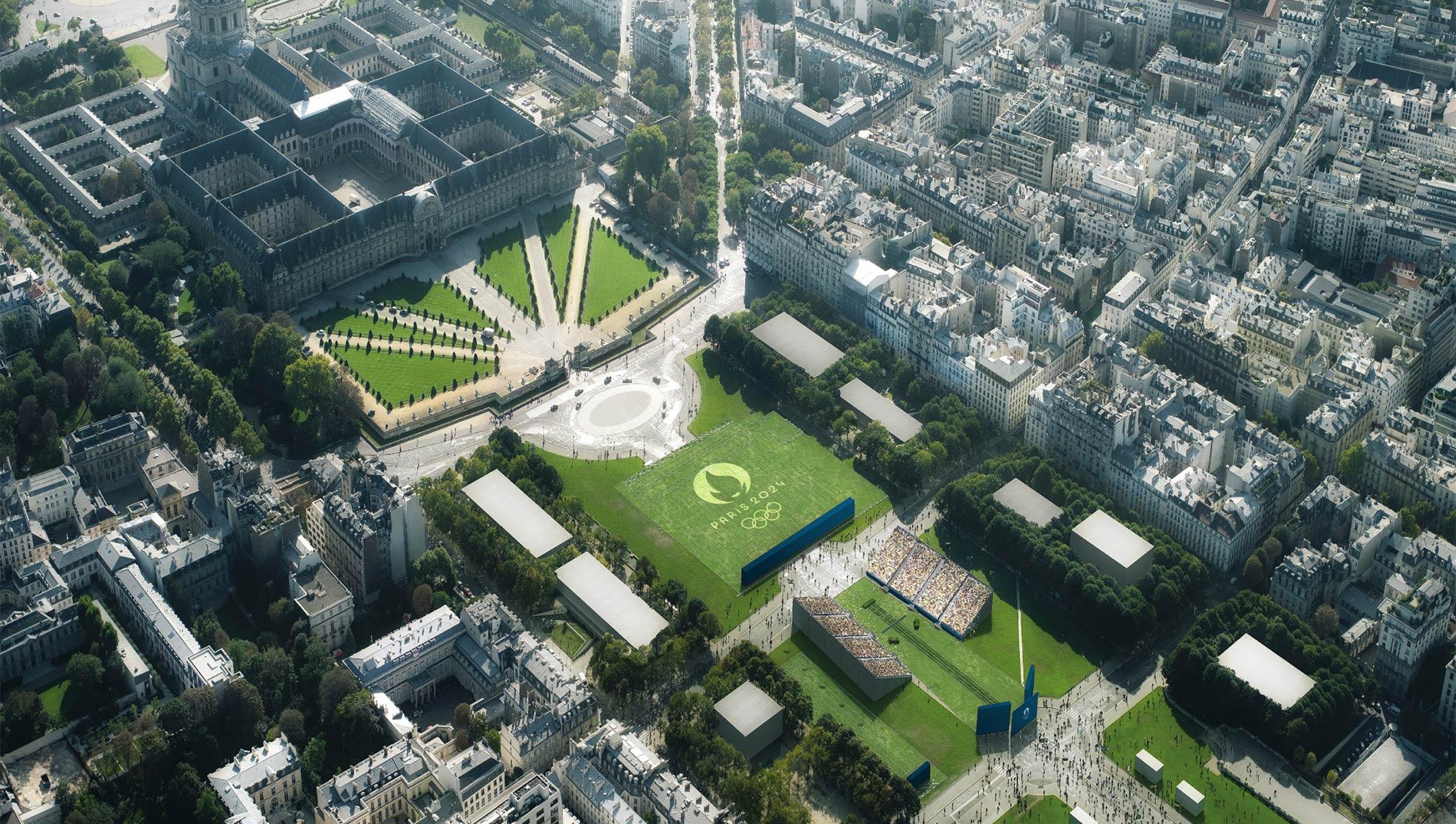 París 2024 se compromete a realizar sus juegos climáticamente positivos