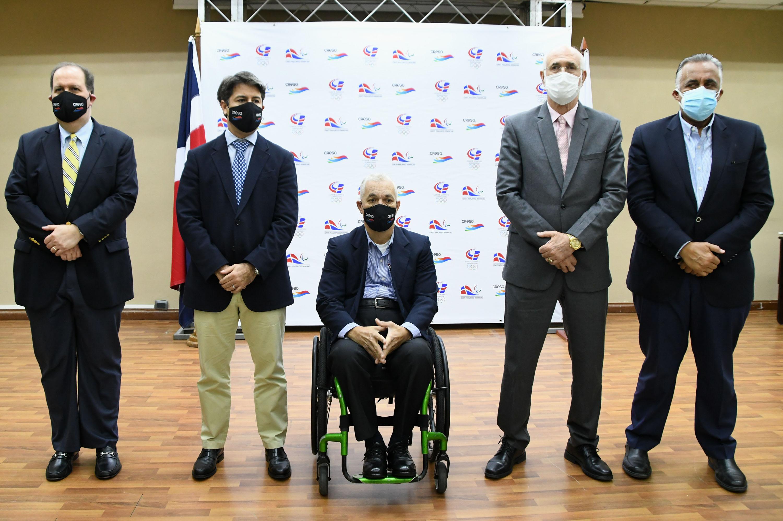 Creso incluyó a los atletas paralímpicos en su programa de cara a Tokio 2020