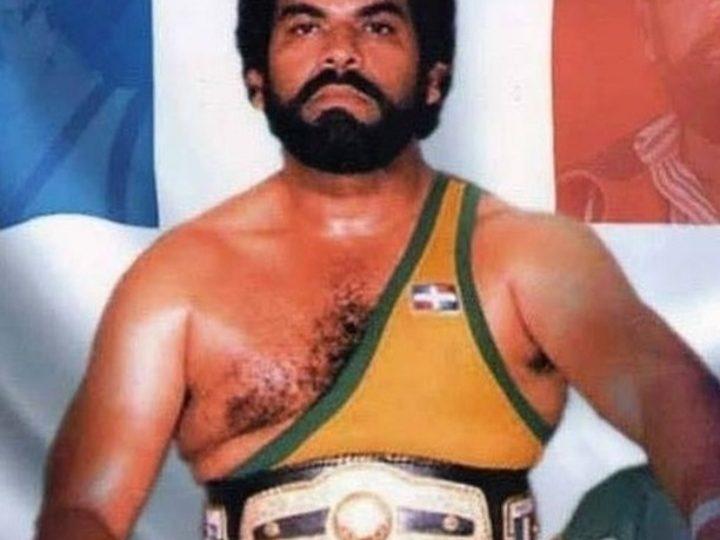 Fallece luchador Jack Veneno, el Campeón de la Bolita del Mundo