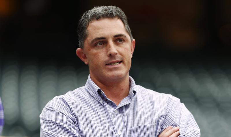 Jeff Bridich deja el cargo de gerente general de Rockies