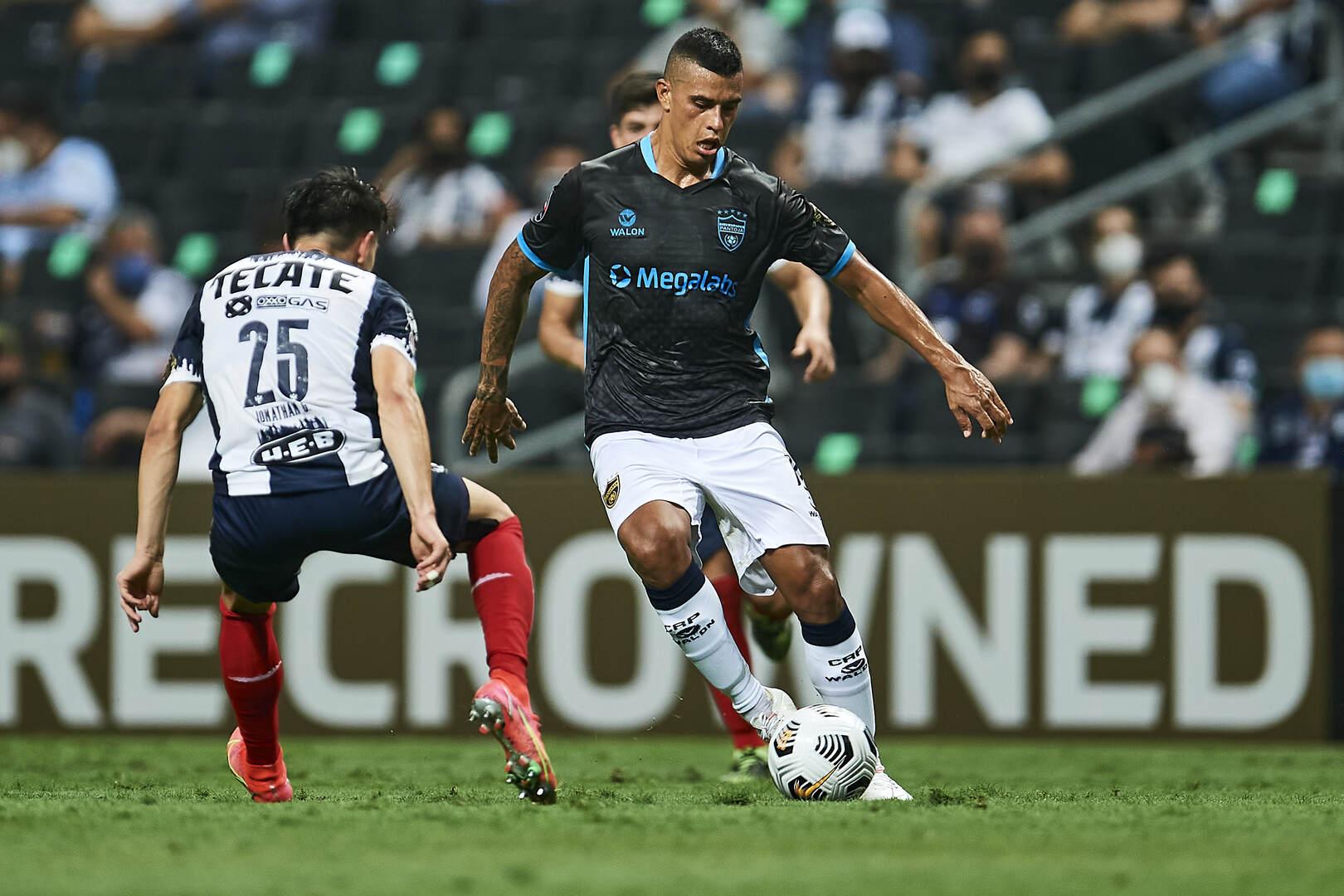 Atlético Pantoja no pudo superar a Monterrey en los 8vos de final de la ConcaChampions