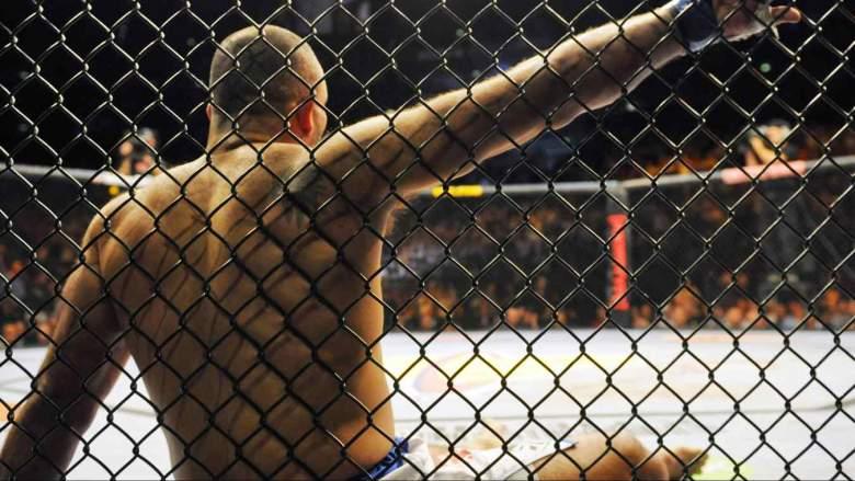Peleador de MMA pierde un dedo durante una pelea
