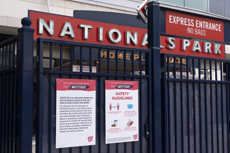 Nacionales y Metros aplazan su serie ante casos de COVID-19