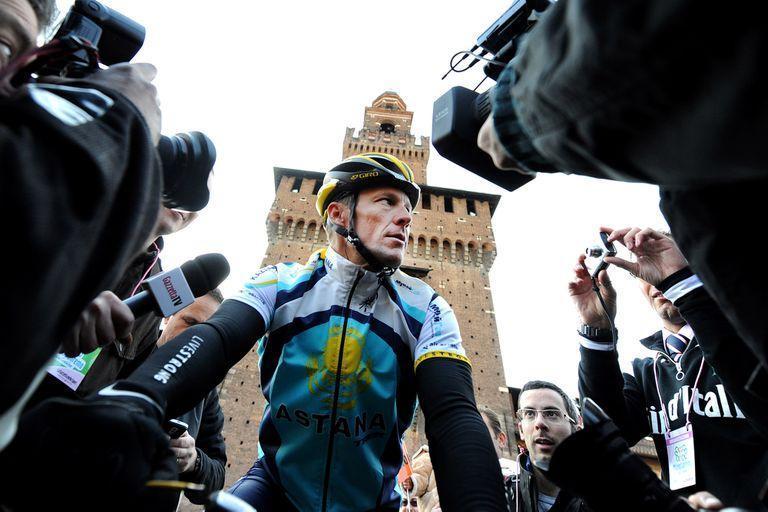 Un nuevo escándalo rodea al exciclista Lance Armstrong